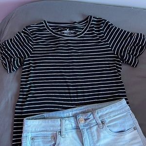 3 for $20 striped top!